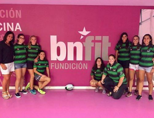 BNFIT Fundición patrocinará al equipo femenino