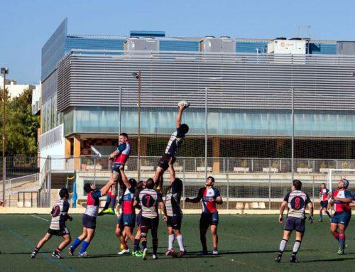U.D. Ibérica Rugby Mairena – C.D.U. Granada B