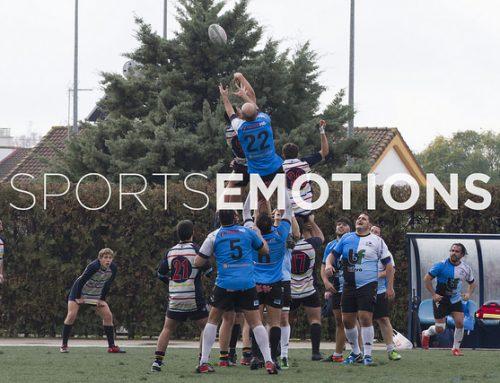 Primera derrota del segundo equipo del UD Ibérica Mairena Rugby en 2018