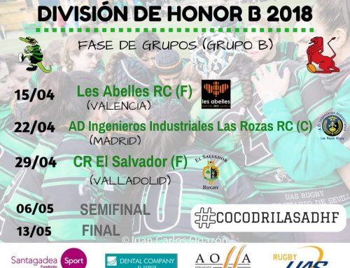 Fase de ascenso a División de Honor