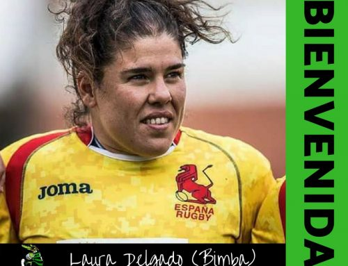 Laura Delgado, primera nueva incorporación para nuestras Cocodrilas