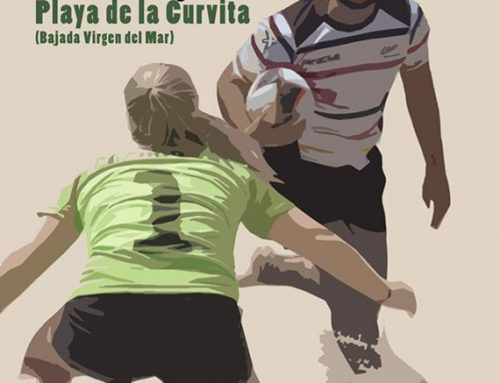 18 de Agosto, Torneo de Rugby playa organizado por nuestras Cocos