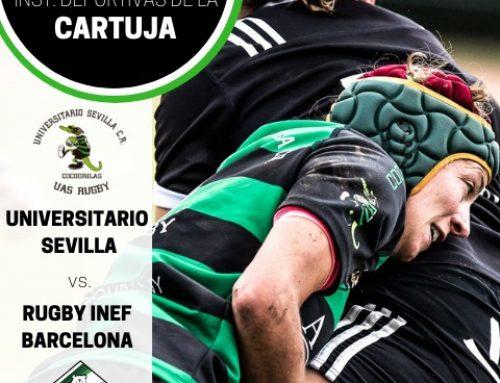 Las 'Cocos' inician la liga en La Cartuja