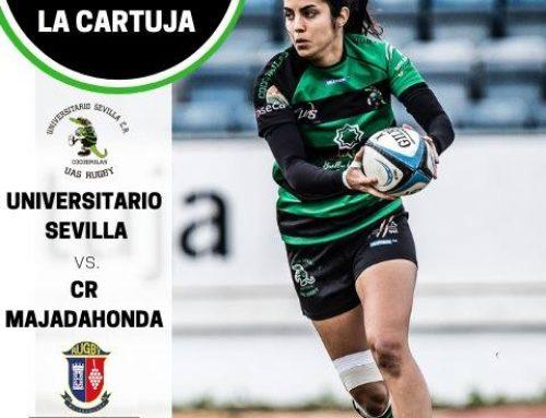 """Las """"cocos"""" reciben a Majadahonda en La Cartuja"""