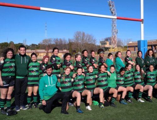 Meritoria victoria de las 'cocos' 22-25 en el terreno del Sanse Scrum madrileño