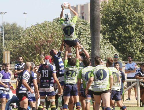El CD Rugby Mairena gana su tercer partido consecutivo ante un gran equipo como el CR Económicas