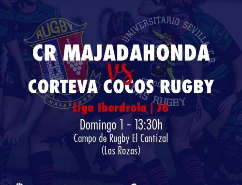 Las Corteva Cocos viajan a Madrid casi obligadas a mantener liderato ante un hueso duro como Majadahonda