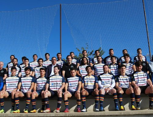 El CD Rugby Mairena pierde el partido contra San Jerónimo, demostrando que aún tiene mucho en o que trabajar.