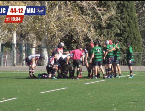 El Mairena juega de tú a tú contra el Liceo pero el juego no se ve reflejado en el marcador.