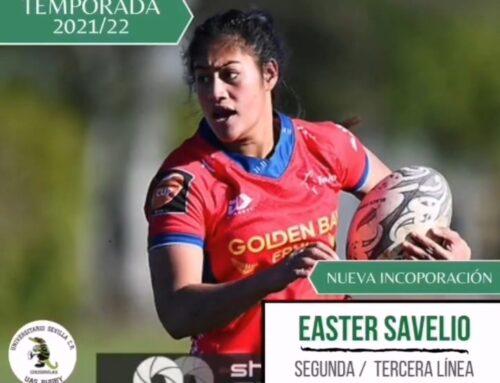 Easter Savelio nuevo refuerzo para el ataque del Corteva Cocos.